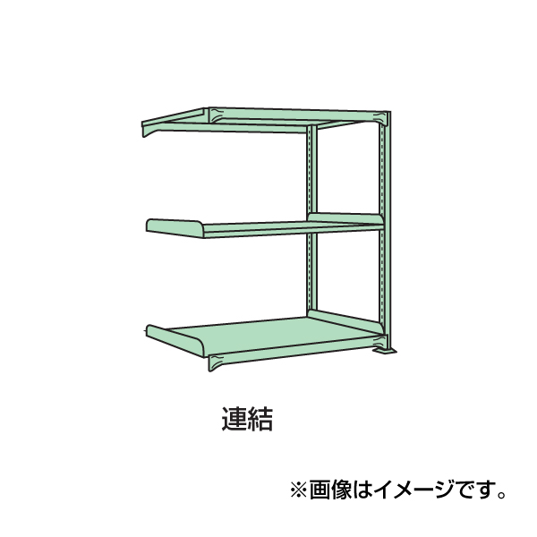 【代引不可】SAKAE(サカエ):中軽量棚ML型 ML-8554R