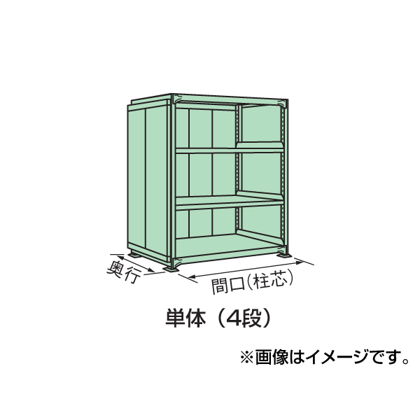 【代引不可】SAKAE(サカエ):中軽量棚PML型 PML-9764