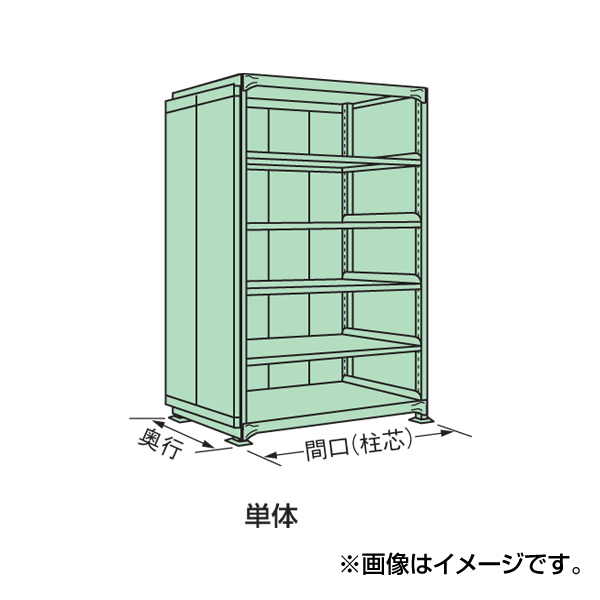 【代引不可】SAKAE(サカエ):中軽量棚PML型 PML-2155
