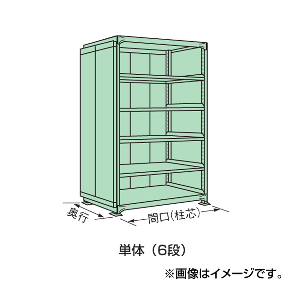 【代引不可】SAKAE(サカエ):中軽量棚PML型 PML-2756