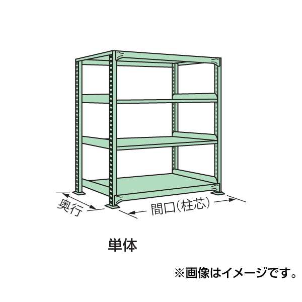 SAKAE(サカエ):中量棚WG型 WG-8154