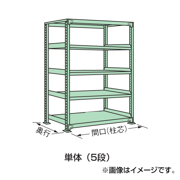 SAKAE(サカエ):中量棚WG型 WG-1765