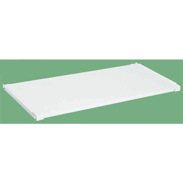 SAKAE(サカエ):作業台用オプション固定棚(パールホワイト) KK-0960KW