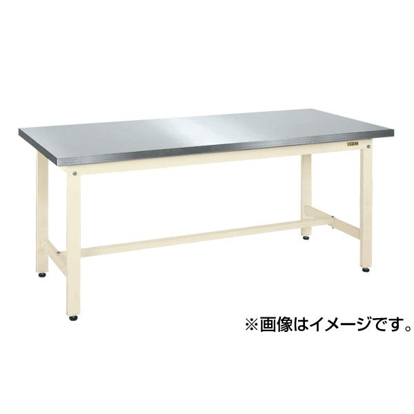 【新品】 KK-49HCSU4I:イチネンネット SAKAE(サカエ):軽量作業台KKタイプ(ステンレスカブセ天板)-DIY・工具