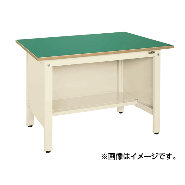 全日本送料無料 SAKAE(サカエ):軽量作業台KKタイプ三方パネル付 KK-49SPI, 日野市 dd274536