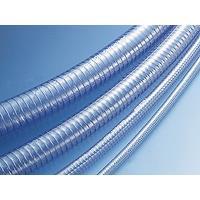 十川産業:スーパースプリングホース 25×1C×33×50m バキューム用途 アース線 流体確認