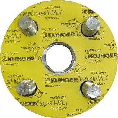 クリンガー フランジパッキン(5枚入り) ML1-10K-100A(1袋) ML110K100A 3202704