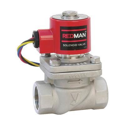 ヨシタケ 電磁弁レッドマン 50A(1台) DP10050A 3822478