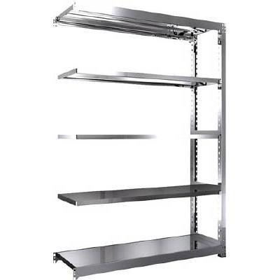最上の品質な SM37555B 1500X471XH2100 TRUSCO 2838141:イチネンネット 連結(1台) 5段 SM3型SUS棚-DIY・工具