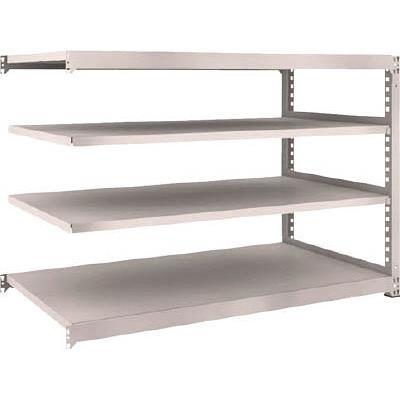 最高級のスーパー 1800X921XH1200 NG(1台) 5091951:イチネンネット 連結 TRUSCO M54694B 4段 M5型中量棚-DIY・工具