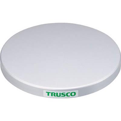 TRUSCO 回転台 100Kg型 Φ300 スチール天板(1台) TC3010F 3304400