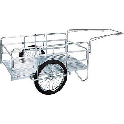 昭和 アルミ折畳みリヤカー(1台) NS8A1S 3603806