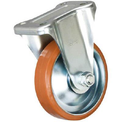 イノアック 中荷重用キャスター ログラン 固定金具付 Φ250(1個) P250WK 3847390