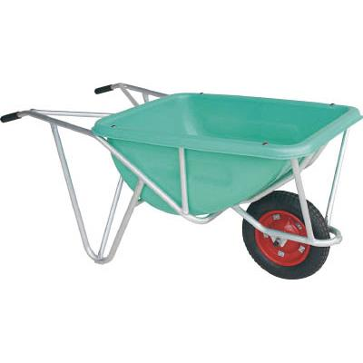 HARAX アルミ一輪車(1台) CF4N 7631405