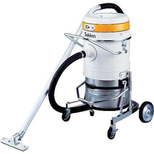 スイデン 万能型掃除機(乾湿両用クリーナー集塵機)3相200V(1台) SVS3303EG 3337197