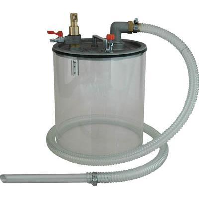 アクアシステム 液体専用エア式掃除機 オイル用オープンペール缶専用ポンプ(1台) APPQO 3538800