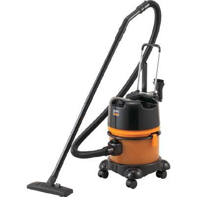 TRUSCO 業務用掃除機 乾湿両用 1100W(1台) TVC134A 3539253