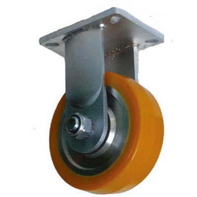ヨドノ 超重量用高硬度ウレタン固定車 2000kg用(1個) HDUK200 4447131