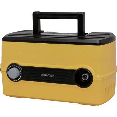 IRIS 高圧洗浄機 イエロー FBN-604-YE(1台) FBN604YE 4740475