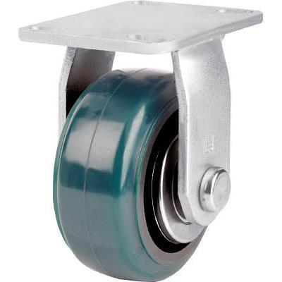 SAMSONG 高重荷重用キャスター 固定 耐熱ウレタン車200mm(1個) TP7280RKPLPCI 7630336