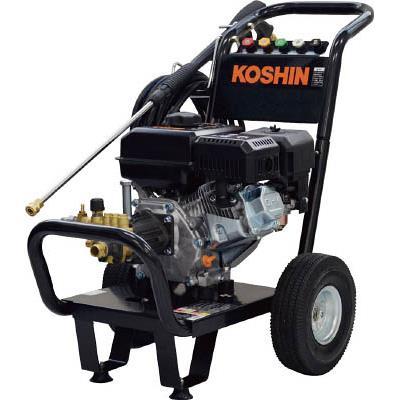 工進 エンジン式高圧洗浄機(1台) JCE1408UDX 7708131