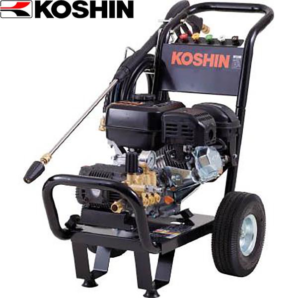工進 エンジン式高圧洗浄機(1台) JCE1510UK 7708149