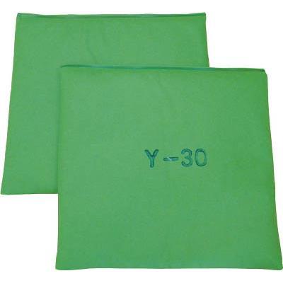 JOHNAN 油吸収材 アブラトール マット 30×30×2cm グリーン(1箱) Y30G 4331923