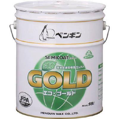 ペンギン セミコート エコゴールド  中性樹脂(1缶) 6378 4693949