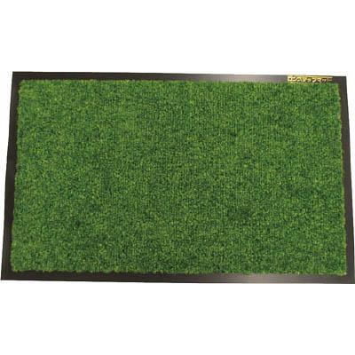 緑(1枚) コンドル 1717383 #40 R8 F140 (屋内用マット)ロンステップマット