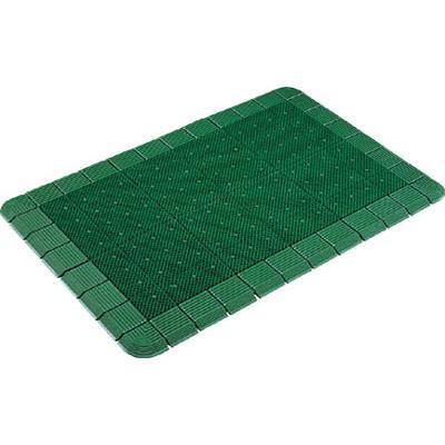 コンドル (屋外用マット)エバックハイローリングマットDX #18 緑(1枚) F12118 1717502