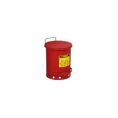ジャストライト オイリーウエスト缶 10ガロン(1個) J09300 4729251