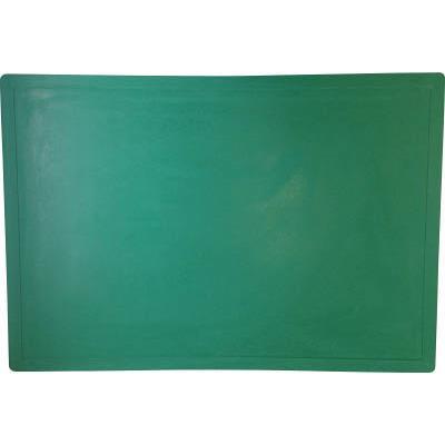 TRUSCO 粘着マットフレーム 600X900用 グリーン(1枚) CM6090BASEGN 4747968