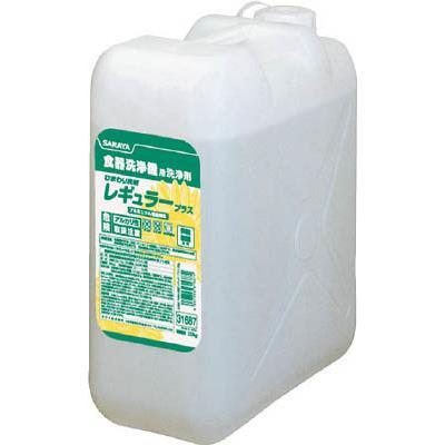 サラヤ ひまわり洗剤レギュラープラス25Kg(1個) 31687 7537000