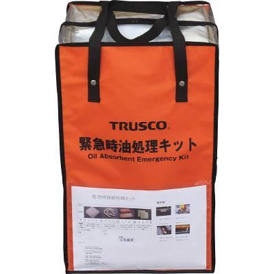 TRUSCO 緊急時油処理キット M(1S) TOKKM 7647786