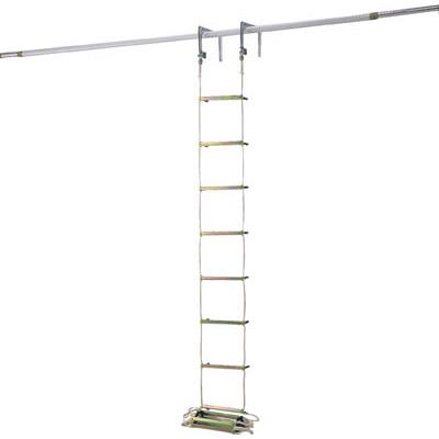 ピカ 避難用ロープはしご EK型4m(1本) EK4 2430142