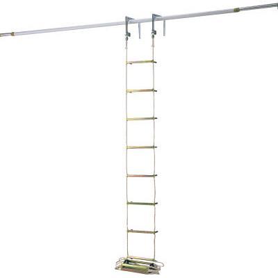 ピカ 避難用ロープはしご EK型8m(1本) EK8 2430185