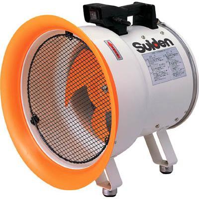 スイデン 送風機(軸流ファン)ハネ300mm3相200V低騒音省エネ(1台) SJF300L3 3365867
