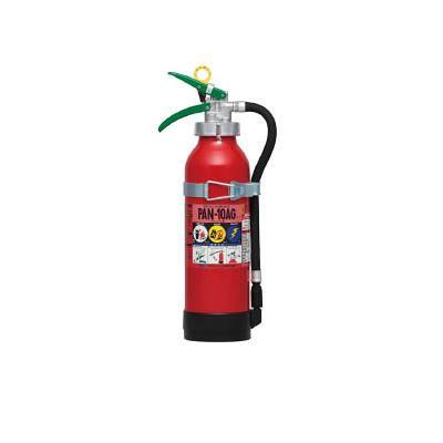 ドライケミカル 自動車用消火器10型(1本) PAN10AG1 3904032