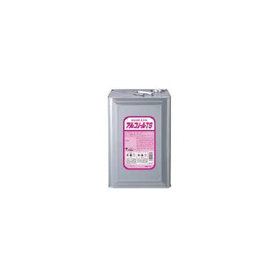 サラヤ 機械器具洗浄剤 アルコノールTS 16L(1個) 41571 7537069
