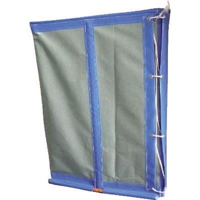 ユタカ 収集袋 フレコンスタンド 830×830×1100 グリーン(1個) WF01 7541783