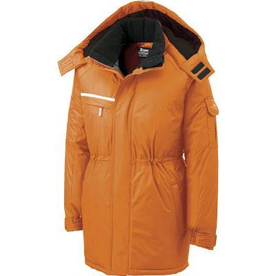 ジーベック 581581防水防寒コート オレンジ 3L(1着) 581823L 7639422