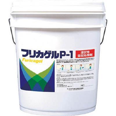ユシロ フリカゲルP‐1(1缶) 3190003121 7684789