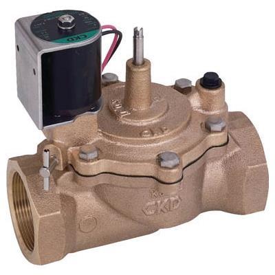 CKD 自動散水制御機器 電磁弁(1台) RSV50A210KP 3768813
