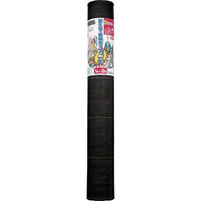 GS 超強力防草シート 1×50m(1本) 7634 7590105