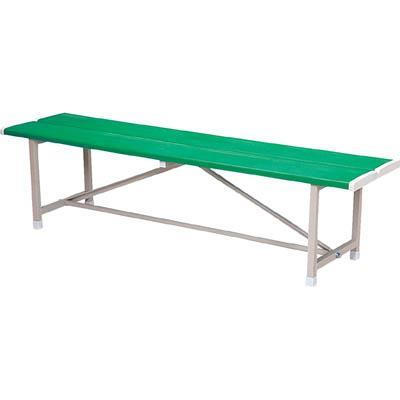ノーリツ ベンチ(背なし) 緑(1台) RBN1500 2845989