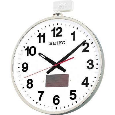 安いそれに目立つ SEIKO SF211S ソーラー屋外用大型電波掛時計 527×450×78 527×450×78 金属枠(1個) SEIKO SF211S 3642011, ジェムスター(宝石の専門店):4b0c668d --- blablagames.net