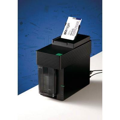 キングジム デジタル名刺ボックス「ビズレ-ジ」(1台) DNX100 4957521