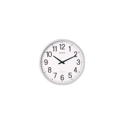 【代引不可】キングジム 電波掛時計 ザラ-ジ(1個) GDK001 4963849