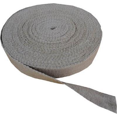 TRUSCO セラミック焼成テープ 厚み2.0X幅100X30m(1巻) TSCBT210030 4374584
