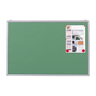 TRUSCO エコロジークロス掲示板 900X1800 グリーン(1枚) KE36SGM 2815656